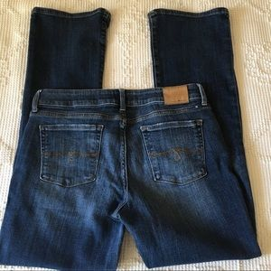 Lucky Brand Lolita Bootcut Jeans Size 8/29R